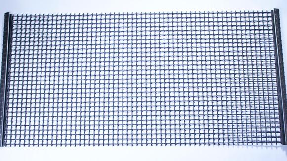 Woven wire cloth screens square mesh samscreen