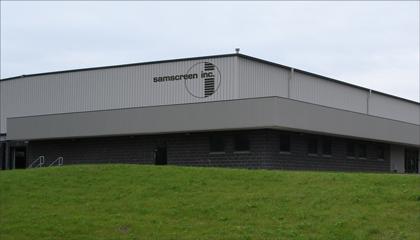 Samscreen Building
