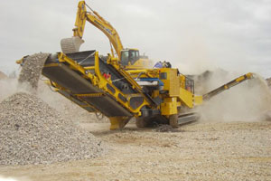 crushing machines