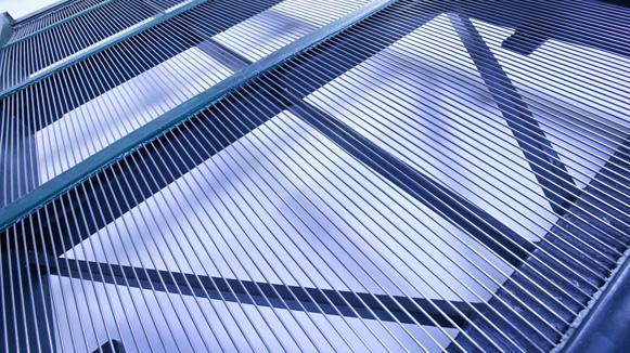 Harp Screen