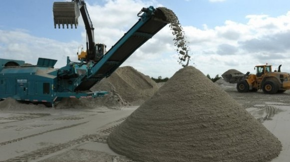 Replacement Trommel Drum Screens for Sand Production